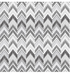 abstract geometric seamless pattern fabric doodle vector image