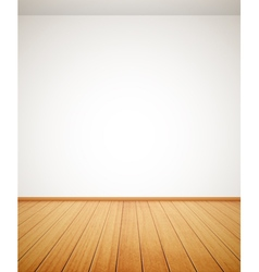 Wood floor vector