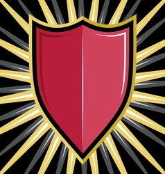 shield1 vector image