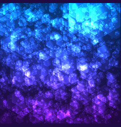Abstract mesh background random vector