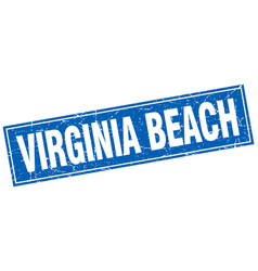 Virginia beach vector
