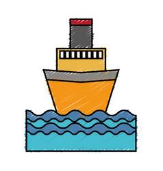 Cruise icon image vector