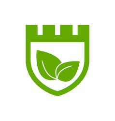 Nature-Protection-Logo-380x400 vector image