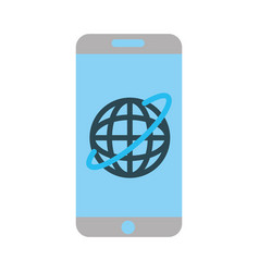 Cellular connection technological information vector