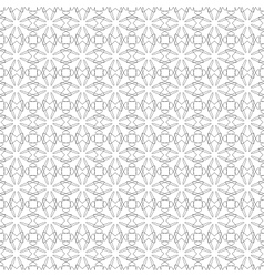 Seamless black guilloche background vector
