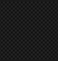 Black square seamless pattern modern stylish vector