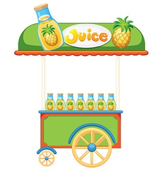 Food vendor vector