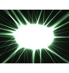 Laser frame vector
