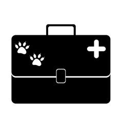 Pet veterinary symbol vector