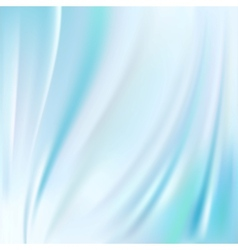 Blue silk backgrounds vector image