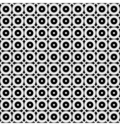 Abstract minimalistic pattern rounds vector