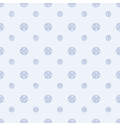 Decorative holidays pattern seamless vector image