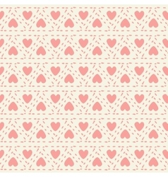 Hand drawn seamless vintage pattern vector