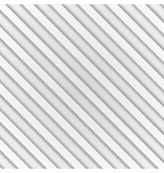 Abstract tech grey diagonal stripes background vector