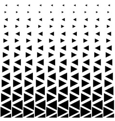 Abstract triangles pattern vector
