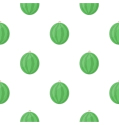 Watermelon icon cartoon Singe fruit icon vector image
