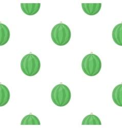 Watermelon icon cartoon Singe fruit icon vector image vector image