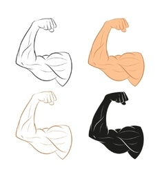Set of arm vector