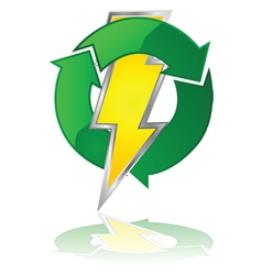 Reusable energy vector image