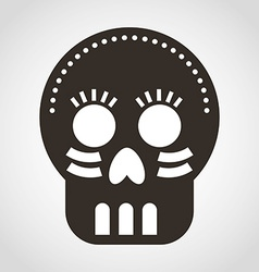 Mexican mask vector