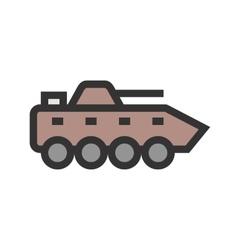 Infantry tank vector