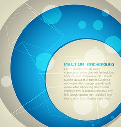 template design vector image vector image