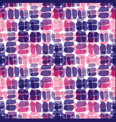 ultraviolet and pink seamless pattern repeating vector image vector image