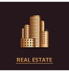 Property icon vector