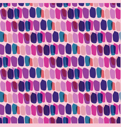 Bright abstact seamless pattern repeating vector
