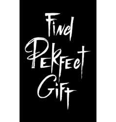 Find perfect gift vector