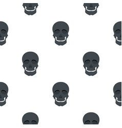 Singer mask pattern seamless vector