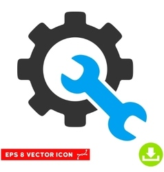 Service Tools Eps Icon vector image vector image