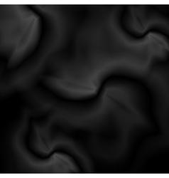 Abstract black smooth gradient backdrop vector