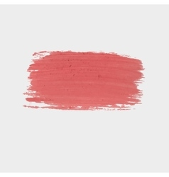 Red paint  texture red chalk plaster or vector