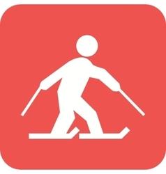 Skating vector image vector image