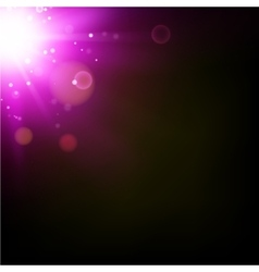 Flash abstract background vector