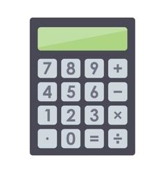 Mathematics business calculator technology vector