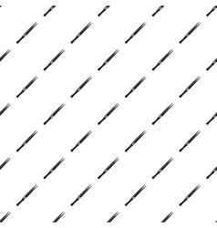Tweezers pattern simple style vector
