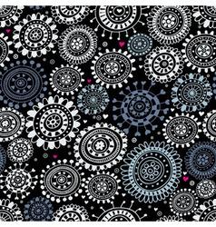 artistic wallpaper vector image