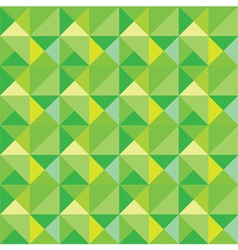 Green abstract background pattern vector