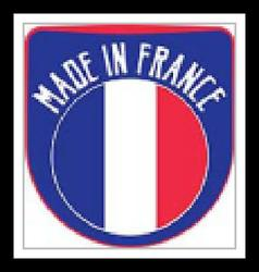 Made in France sign vector image vector image