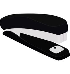 office stapler isolated on white vector image