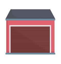 warehouse icon image vector image