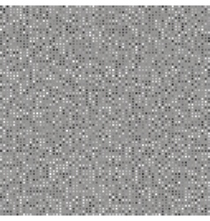 Abstract grey pixel pattern vector