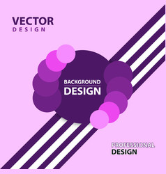background design vector image