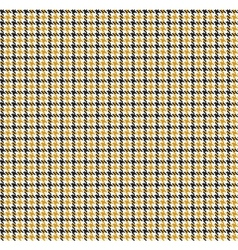 Houndtooths seamless pattern vector