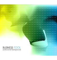 Corporate business brochure or card cover vector