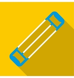 Expander icon flat style vector image