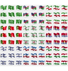 Saudi arabia namibia iran portugal ingushetia vector