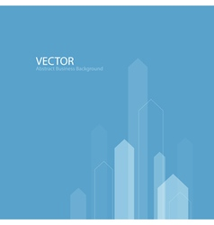 abstract business design template vector image vector image